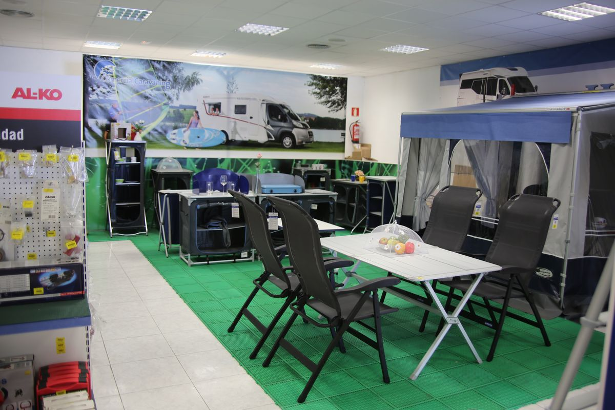 Commercial Caravaning Accessories Store