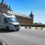 Imperial route by motorhome